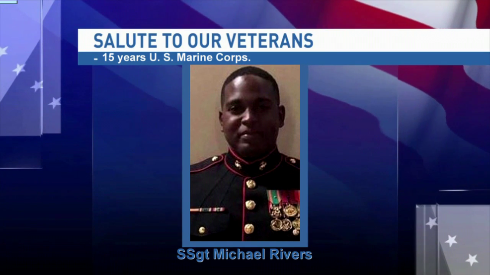 (IMAGE:WPMI)Salute to our veterans: Staff Sergeant Michael Rivers