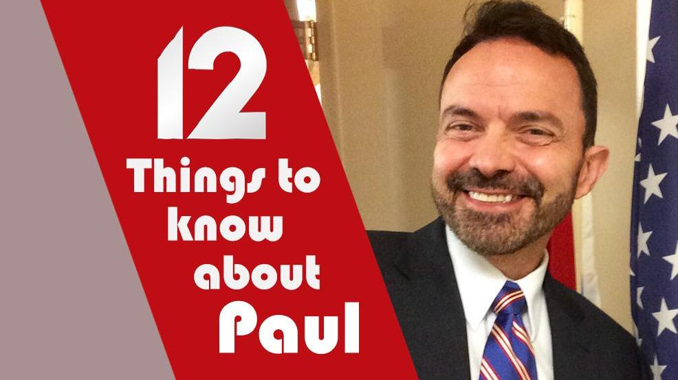 12 Things to Know About Local 12 Meteorologist Paul Poteet