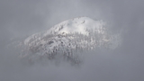 Snow replaces smoke and ash at Crystal Mountain