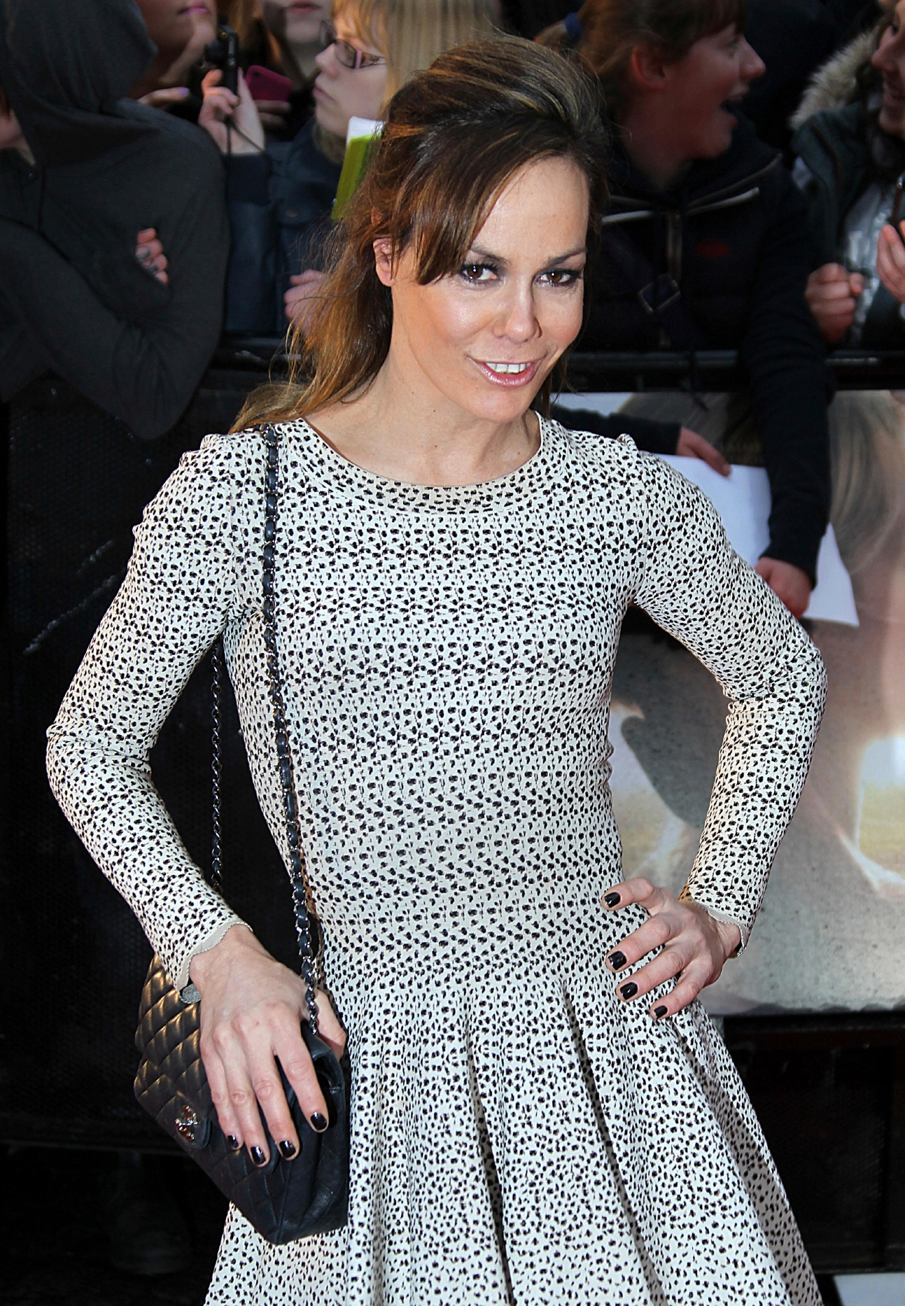 "FILE - A Monday, April 23, 2012 file photo of British socialite and goddaughter of Britain's Prince Charles, Tara Palmer-Tomkinson arriving for the European Premiere of 'The Lucky One' at the Bluebird restaurant in London. Palmer-Tomkinson,has been found dead in her London home. She was 45. Prince Charles said in a statement Wednesday, Feb.8, 2017, that he and his wife, the Duchess of Cornwall, are ""deeply saddened"" by news of her death. The cause of death was not immediately clear, though she revealed last year that she had been diagnosed with a brain tumor. (AP Photo/Joel Ryan, File)"