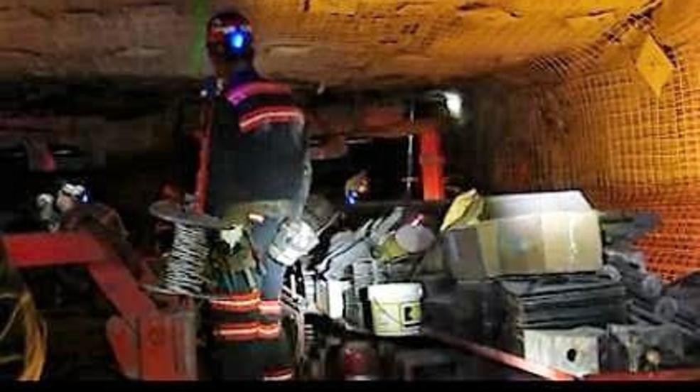Dickenson County miner listed in stable condition