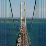 Big changes for Labor Day Bridge Walk, other Mackinac Bridge events