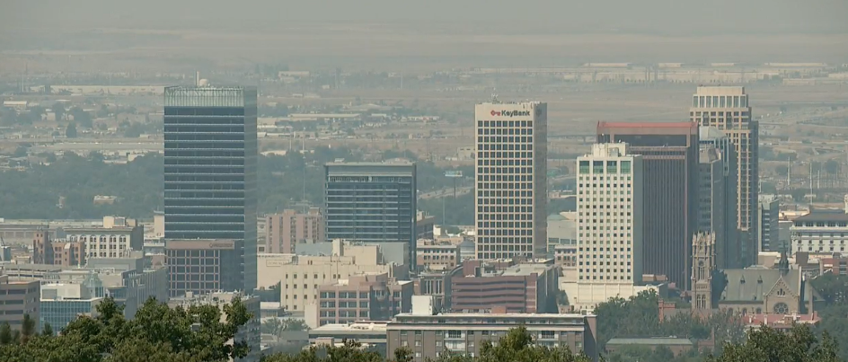 "The American Lung Association released it's 2019 ""State of the Air"" report and Utah didn't fare too well once again. (Photo: KUTV)"