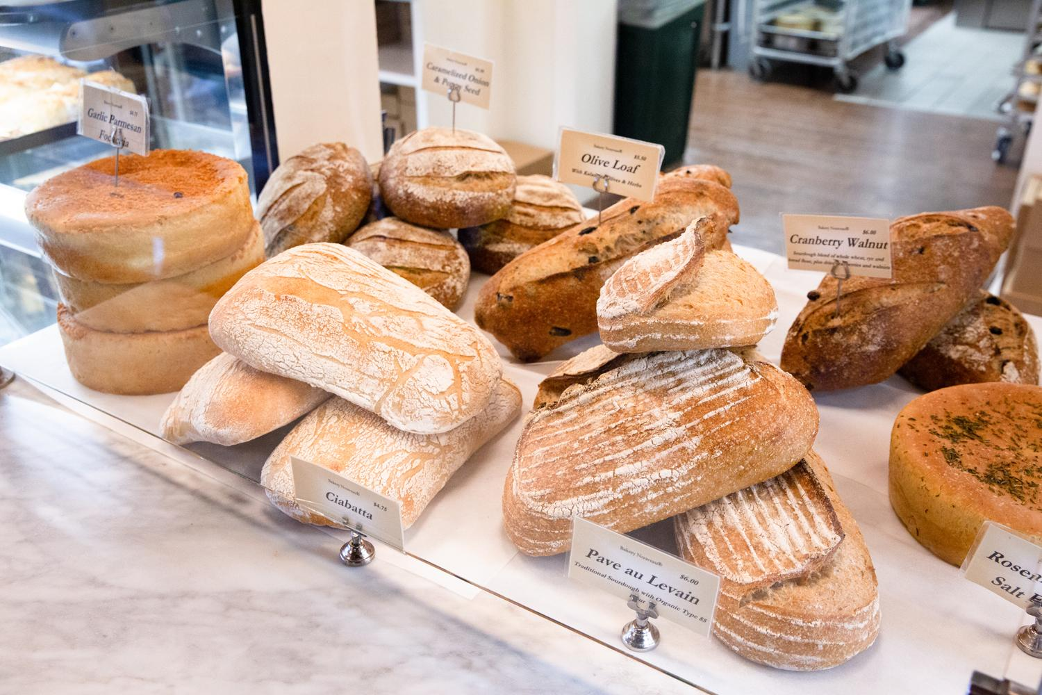 The aroma of freshly baking bread beckons you to step inside Bakery Nouveau. Just south of Seattle, this picture perfect place feels like Paris. (Image: Bakery Nouveau)