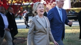 Clinton casts her ballot: 'It is the most humbling feeling'