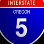 I-5 closure lifted between Hugo and Glendale; chains, traction devices required