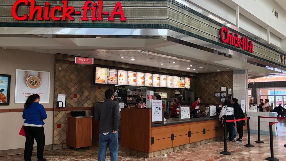Chick Fil A Closing At West El Paso Mall Kfox