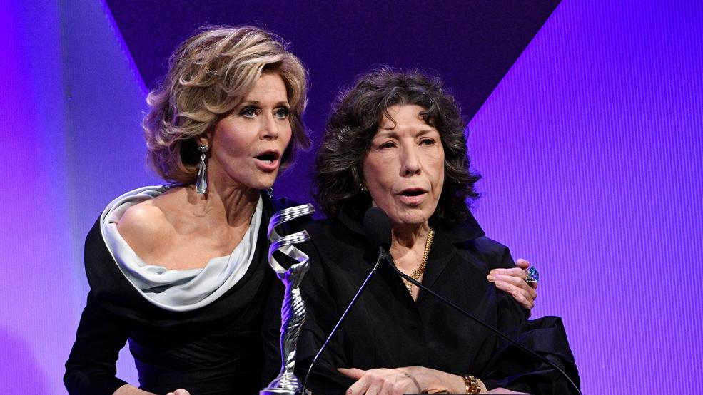 Netflix Renews Grace And Frankie Ahead Of Season 5 Debut Wdky