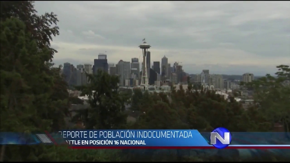 Inmigrantes indocumentados en Seattle