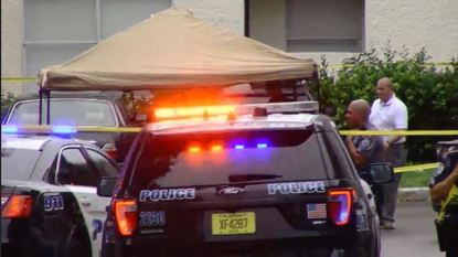 Police ID man found shot to death at apartment complex in