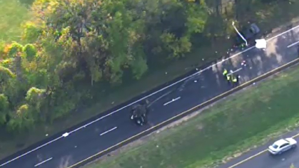 Car Accident On Route  Loudoun County