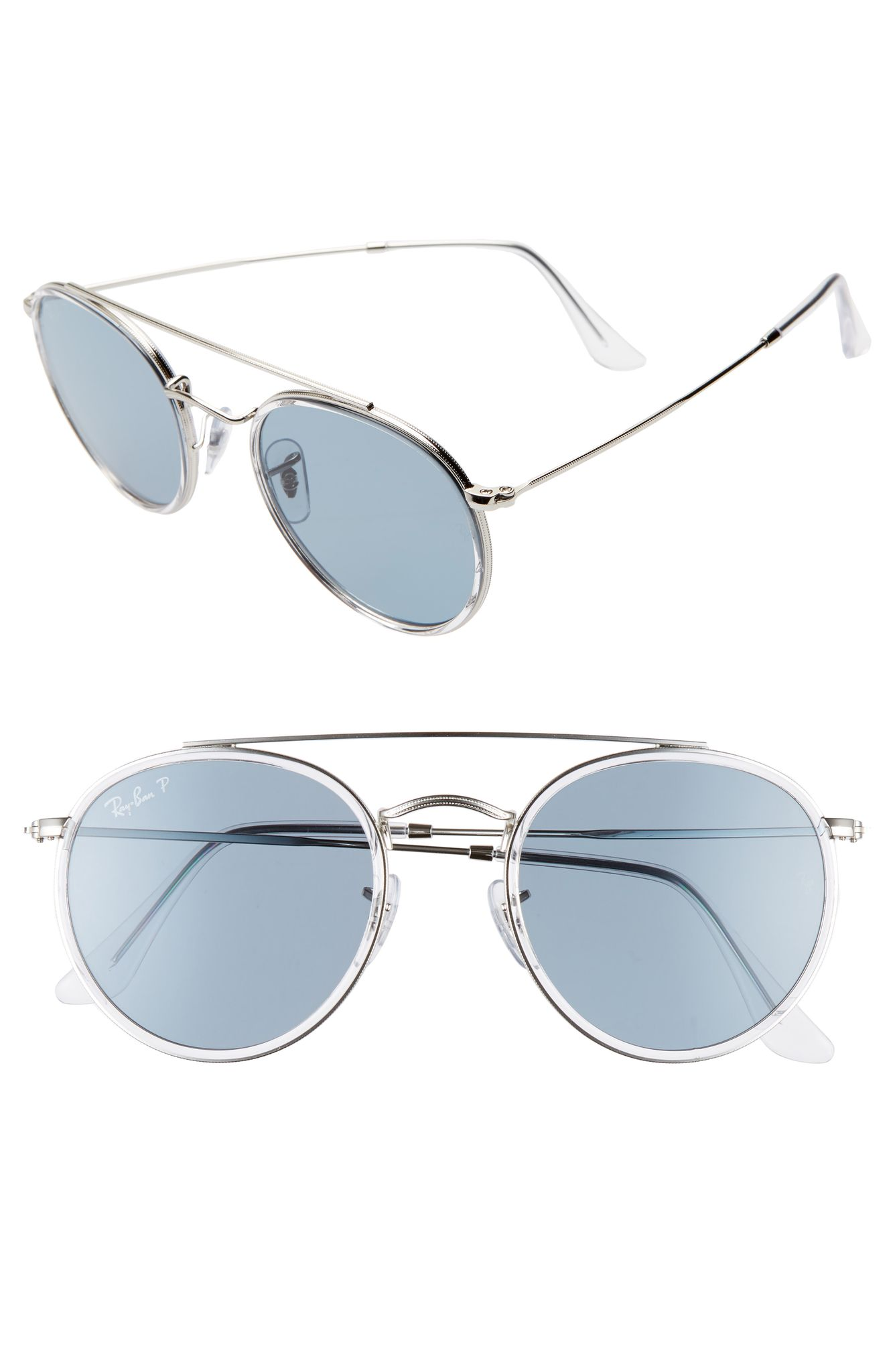 Ray-Ban 51mm Polarized Sunglasses (normally $213): NOW $141.90 (Image: Nordstrom)