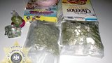 Sheriff: Marijuana found in cereal boxes during traffic stop