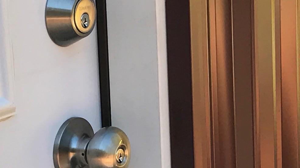 $1 fix that can keep burglars from kicking in your door & $1 fix that can keep burglars from kicking in your door | WSET pezcame.com