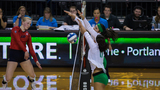 PHOTO GALLERY: Oregon Volleyball vs. Arizona