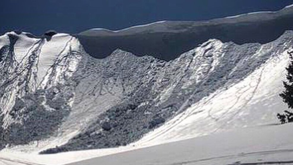 Avalanche danger warning issued in Utah's backcountry as weather gets warmer