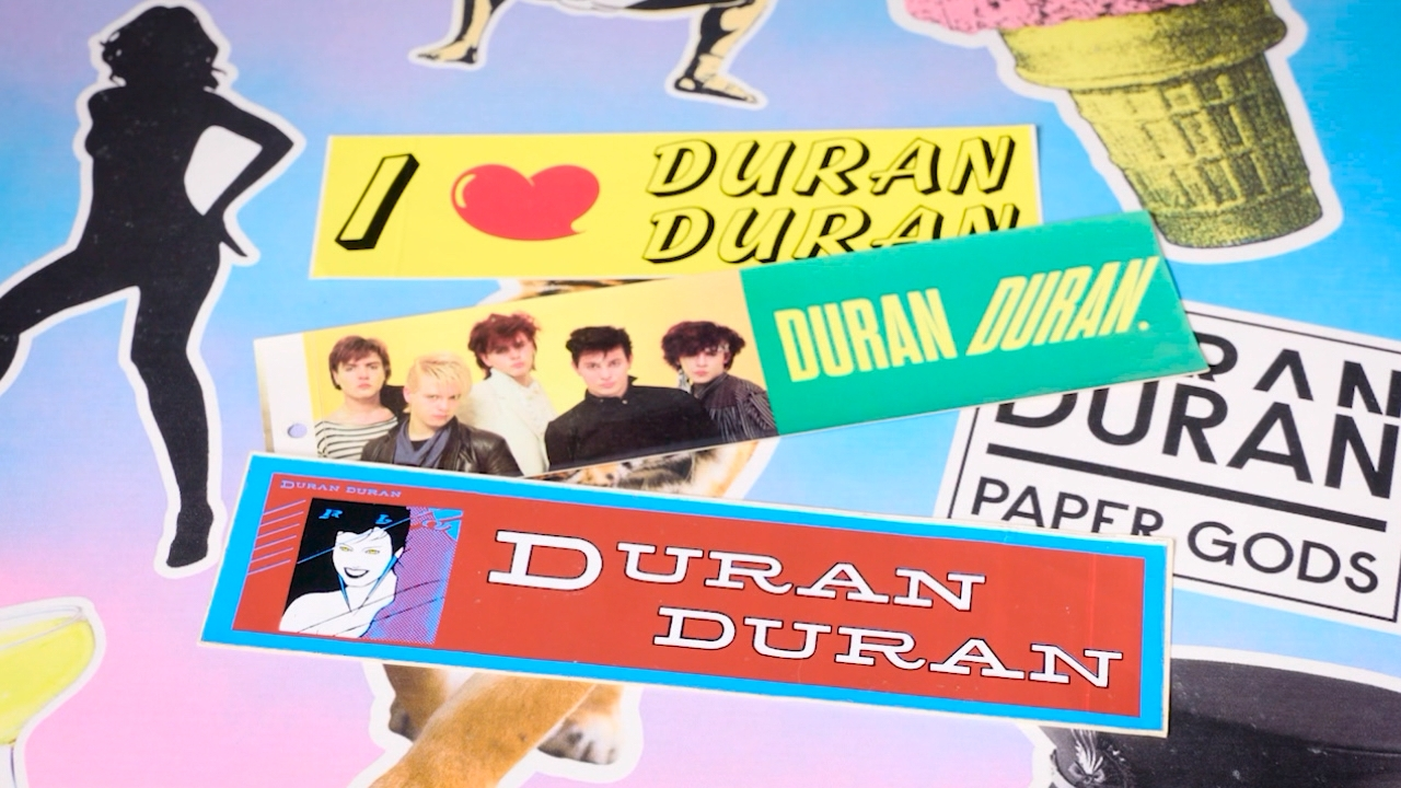 "Durandy says he became a die-hard Duran Duran fan as soon as he heard ""The Reflex."" He says the song and music video shows off the band's creativity and unique energy unmatched by any other group on earth."