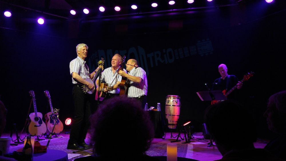 Folk music favorites, The Kingston Trio will be performing atThe Kirkland Performance Center, a unique venue where you can catch some of the brightest stars on stage in an intimate one-of a kind setting. Executive Director Jeff Lockhart gave Seattle Refined an exclusive sneak peek into their exciting 2018-2919 season. Photo courtesy of The Kingston Trio.<p></p><p></p>