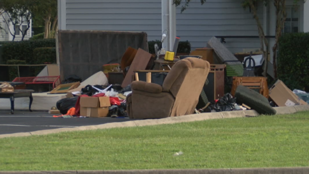 "Myrtle Beach veteran evicted, items ""ransacked"" while away in the hospital"