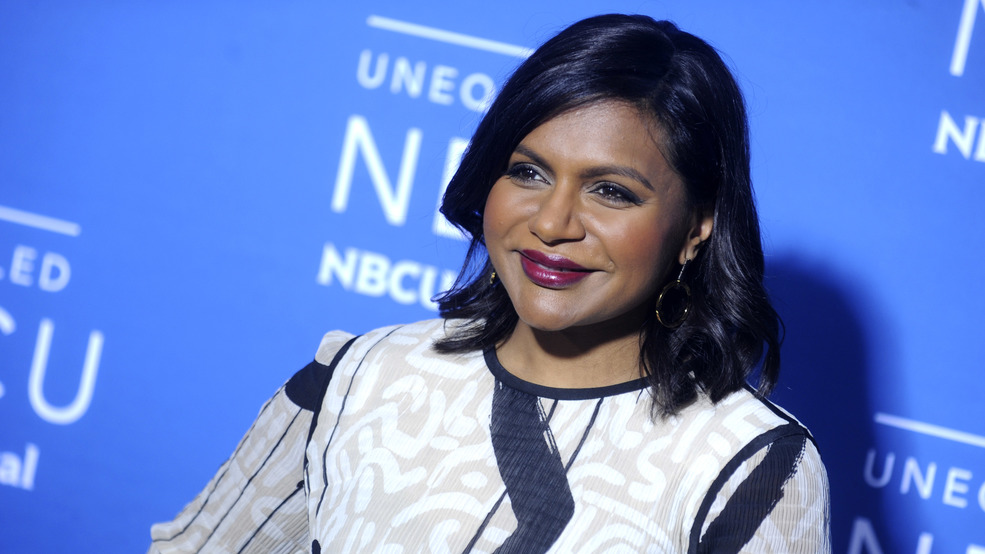 Mindy Kaling is reportedly pregnant and the internet is freaking out