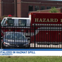 HAZMAT spill at Lipscomb University deemed safe, deliveryman taken to the hospital