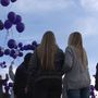Recovery center releases balloons for Overdose Awareness Day