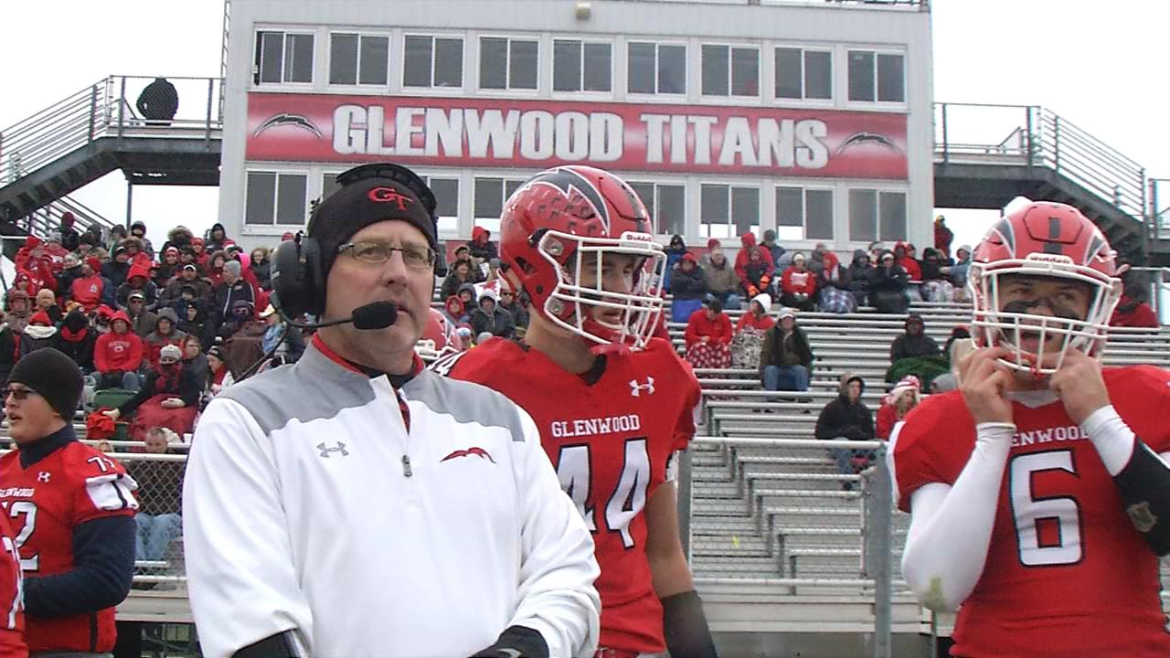 Glenwood Advances To The 2nd Round Of The Poseason Wbui