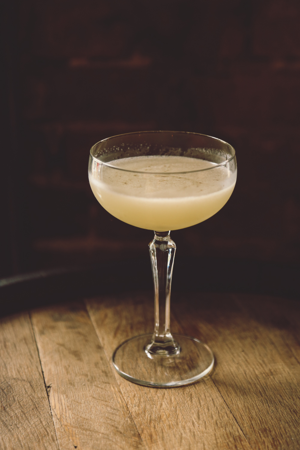 The Spicy Bell Bottom, a gin cocktail / Image: Catherine Viox
