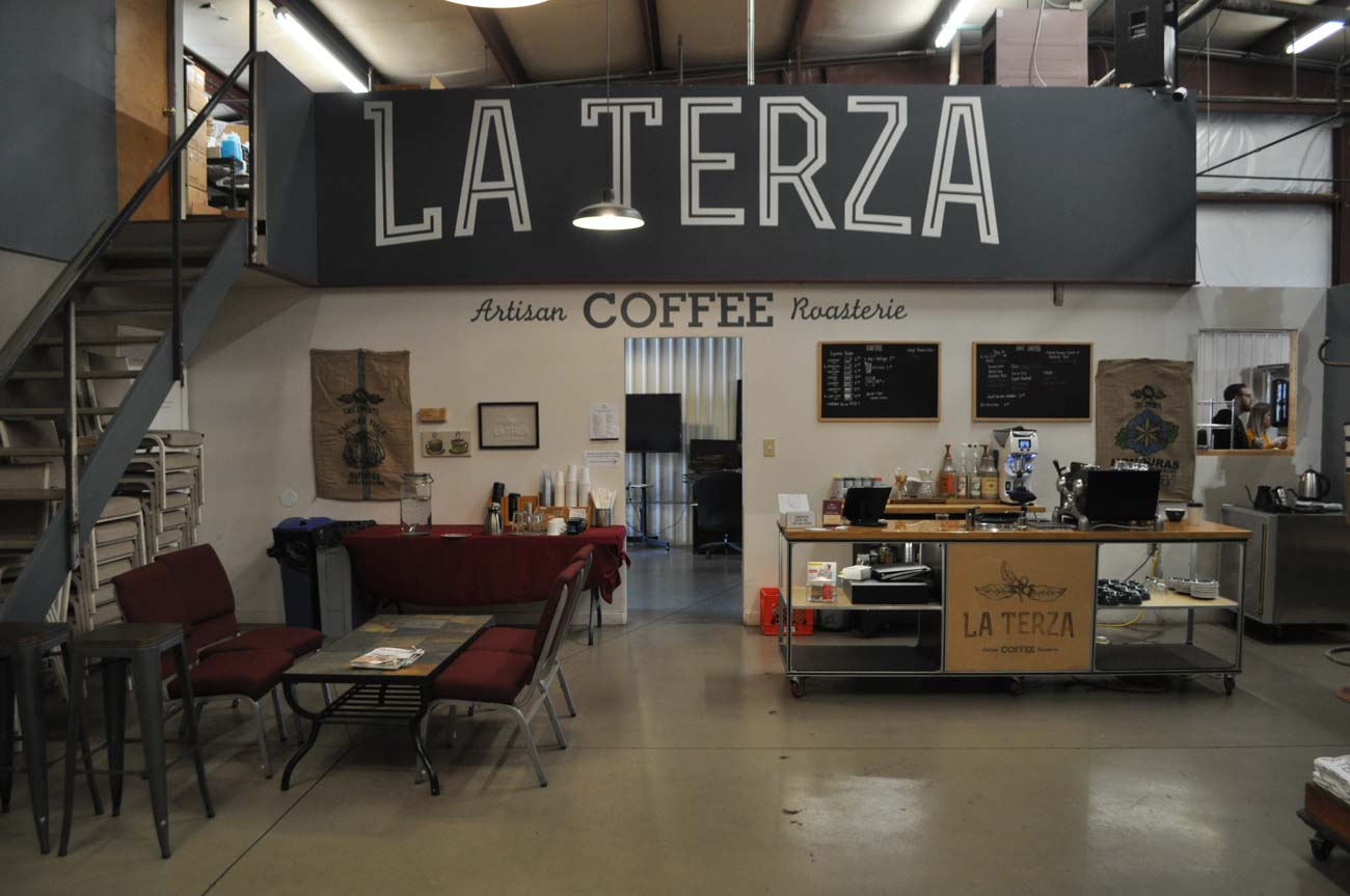 La Terza Coffee not only supplies quite a variety of local coffee shops with sustainably sourced coffee (blaCk Coffee Lounge, Wyoming Community Coffee, Maplewood, and The Bagelry to name a few), the Lockland roasterie also offers tours of their facility. The coffee is sourced from all over the world. The beans are roasted in-house where guests can get coffee and merchandise from the café or take in-depth tours on Saturday mornings to learn more about the coffee-making experience. (NOTE: The shots in the gallery were taken prior to the COVID-19 quarantine.) ADDRESS: 611 Shepherd Drive #17 (45215) / Image: Liz Engel // Published: 7.27.20