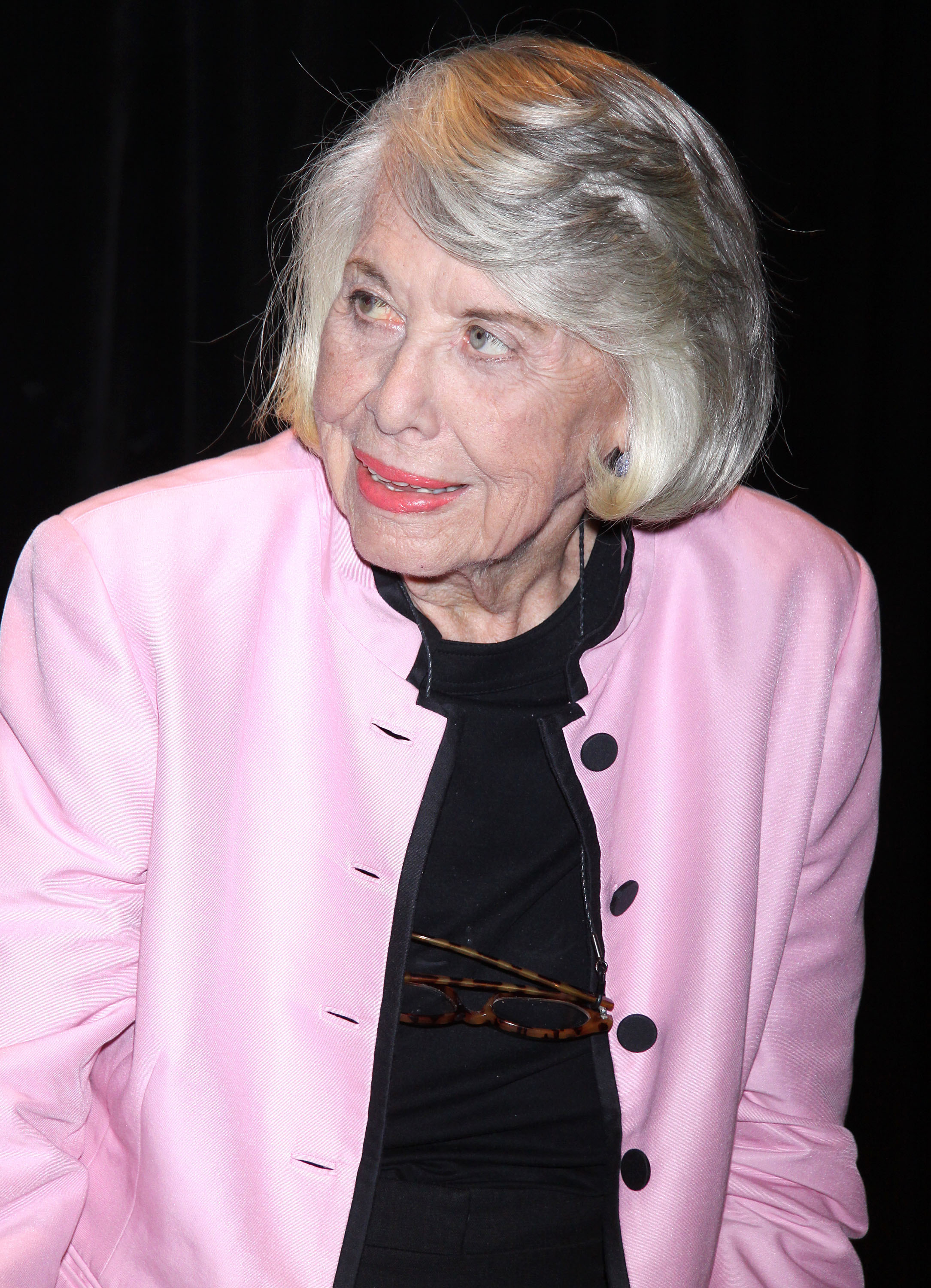 Rosie's Theater Kids 10th Anniversary Gala, held at the Marriott Marquis Hotel.                                    Featuring: Liz Smith                  Where: New York, NY, United States                  When: 26 Sep 2013                  Credit: Joseph Marzullo/WENN.com
