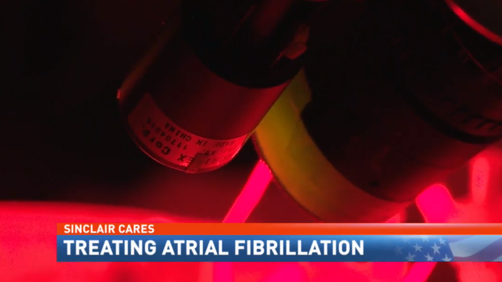 (IMAGE: WPMI) Sincalir Cares: Treating atrial fibrillation