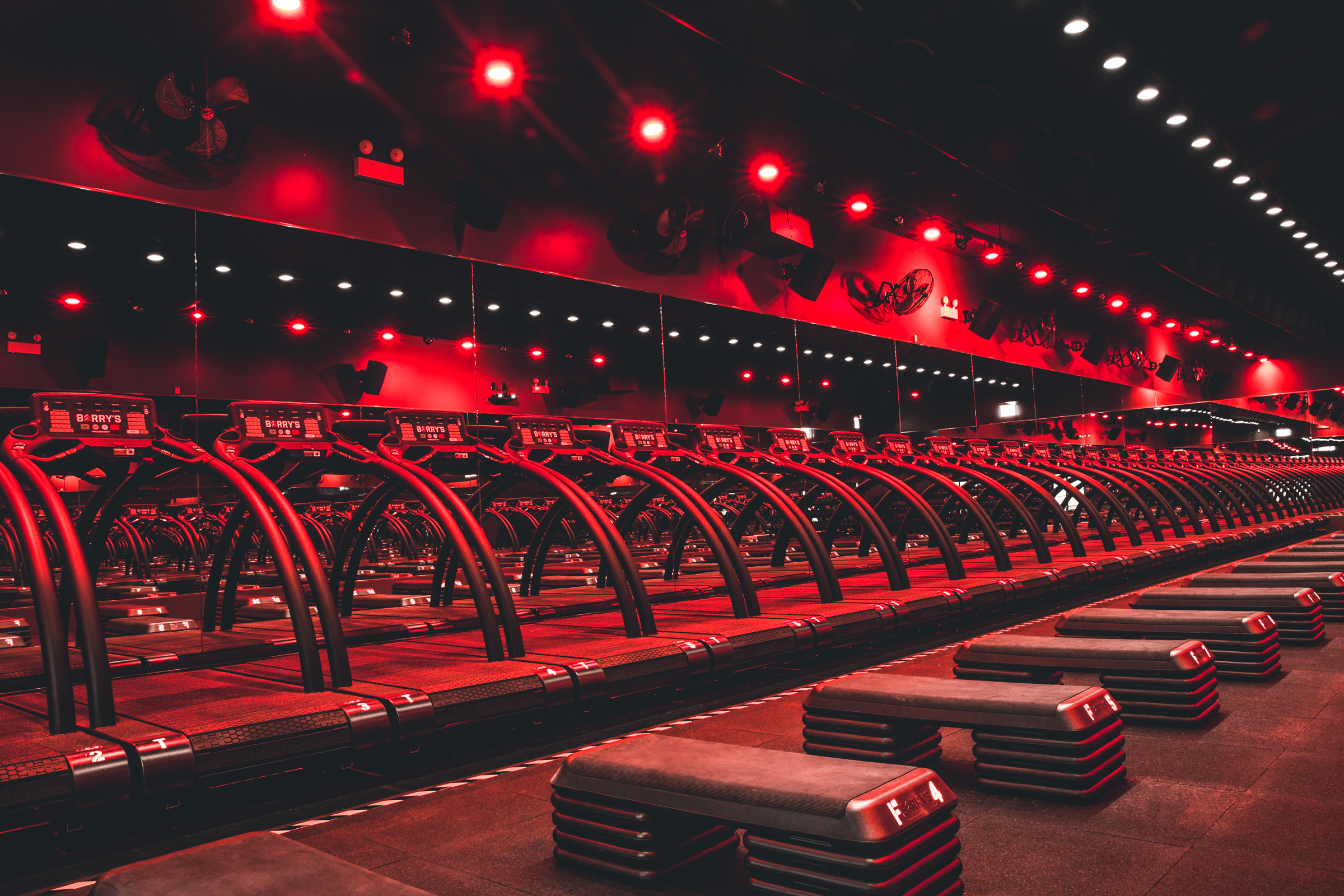 Barry's Bootcamp (Barry's Bootcamp)<p></p>