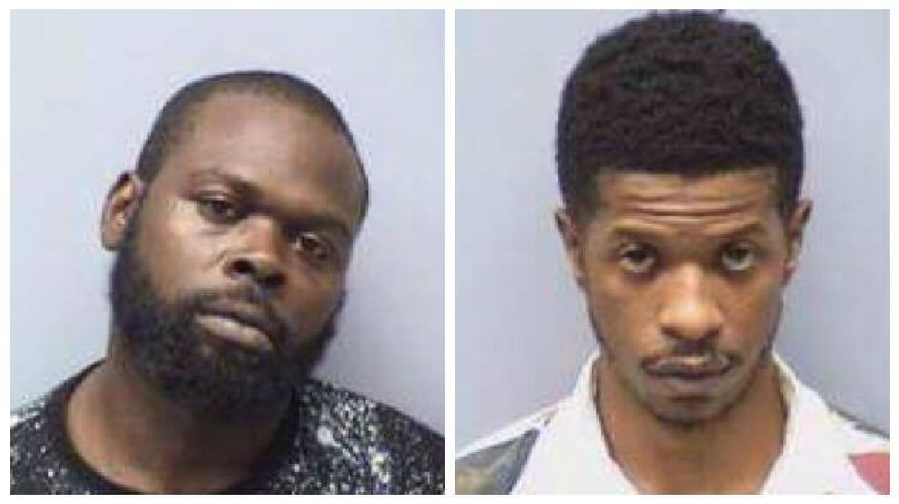 Police Two Men Arrested After Shots Fired Call At