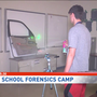 Police hold Forensics Camp for high school students