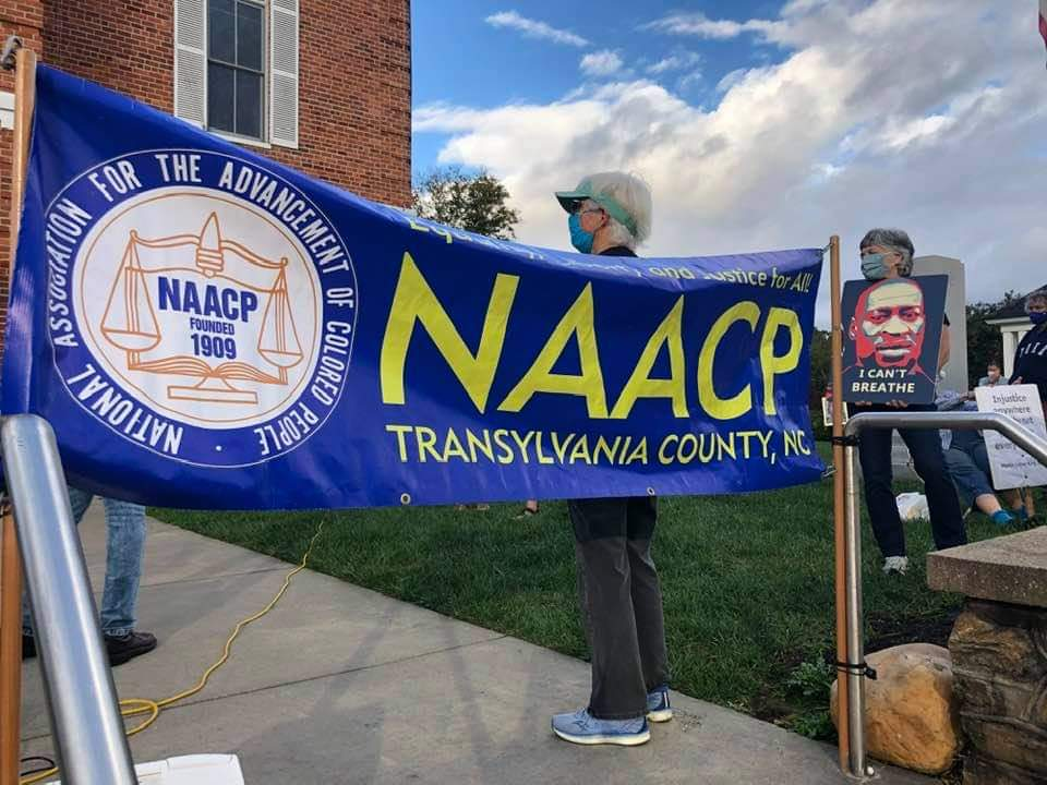 The Transylvania chapter of the NAACP is partnering with Blue Ridge Health and Bethel A Baptist Church, a predominantly Black church, for what it hopes will be the first COVID-19 vaccine clinic of several, Monday, Jan. 25, in Brevard. The church is hosting the clinic. (Photo courtesy of Transylvania NAACP chapter)