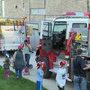 Free food and fire truck fun at Misericordia University