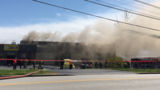 Fire at Shooters Depot in Chattanooga forces evacuation Wednesday