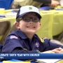 Cub Scouts celebrate 100 years with church