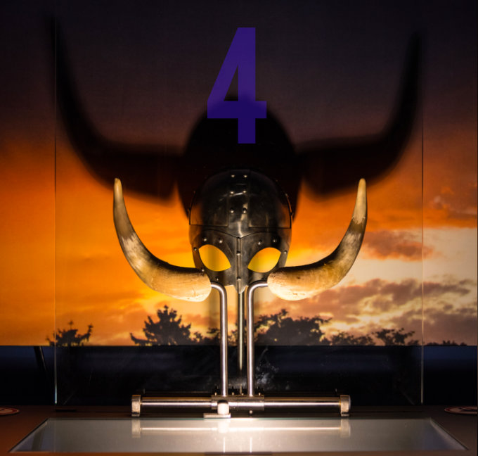 #4 - Cincinnati Museum Center just launched its Vikings exhibit. Cool stuff? Oh yeah, very cool. / Image: Phil Armstrong, Cincinnati Refined