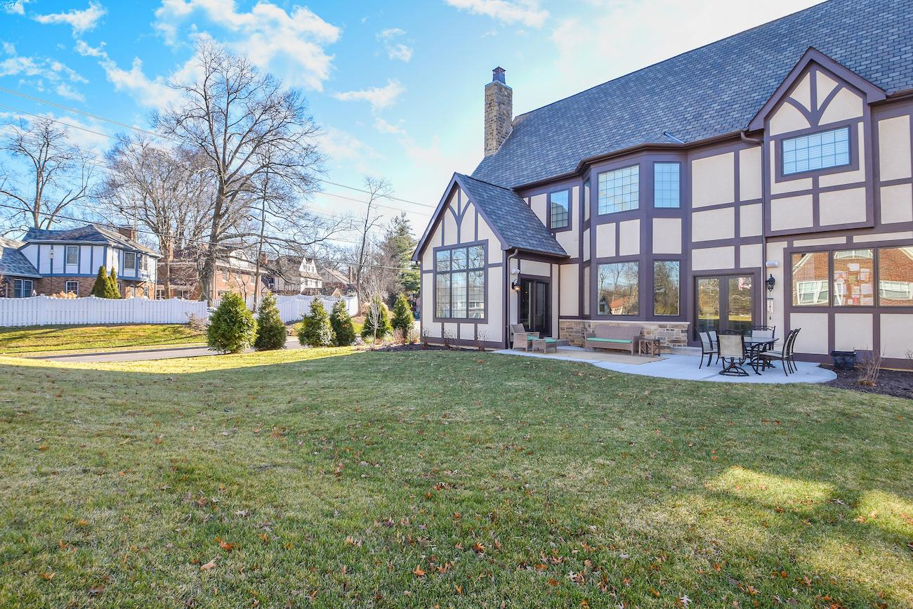 831 Tweed Avenue is a stunning Tudor-style home on the market in Mount Lookout for $1,485,000. It's listed by The Finn Team of Coldwell Banker West Shell. / Image courtesy of The Finn Team // Published: 2.8.17