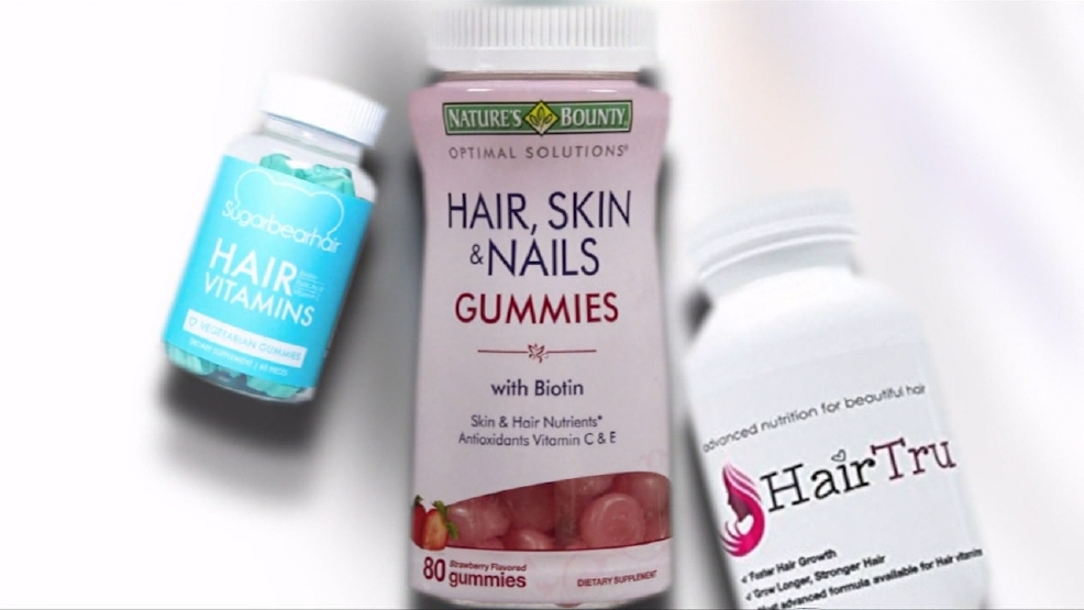 Do Social Media Hair Vitamin Products Actually Work?