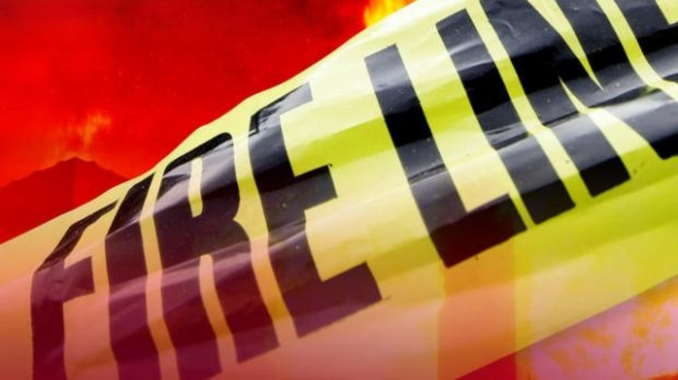 Multiple departments called to fire along CR 47 on Wednesday