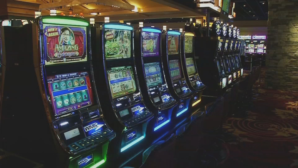 Free vegas slots online for fun