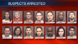 53 arrests made in Houston County drug bust
