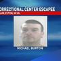 Authorities searching for Charleston Correctional Center escapee