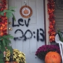 UPDATE: Vandalism at candidate's home now being investigated as a hate crime