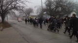 Springfield Residents, Local Leaders March In Honor Of MLK Junior