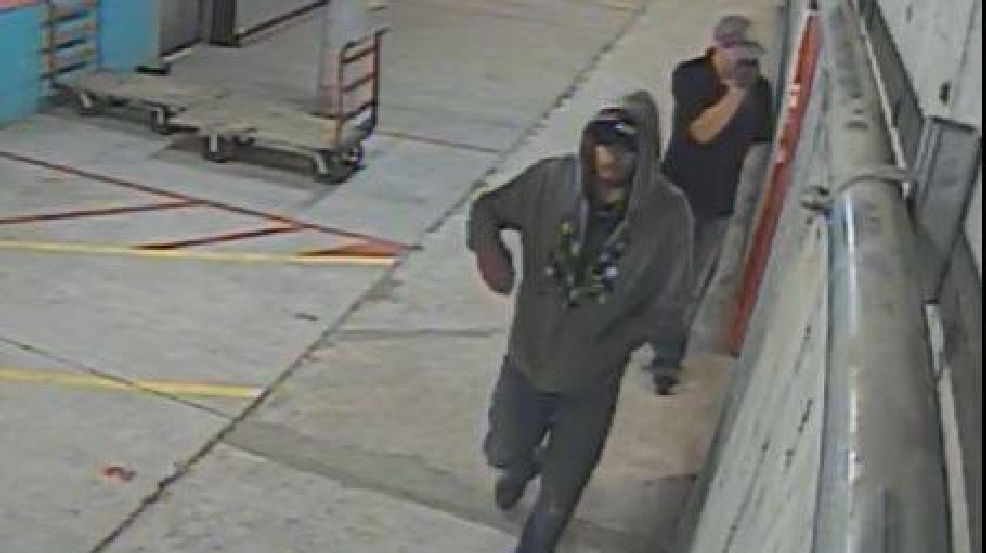 Whidbey Island Storage Unit Thieves Caught On Camera