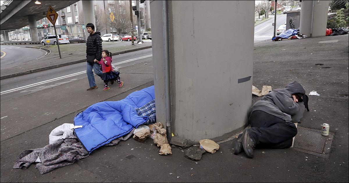 the homeless in canada essay