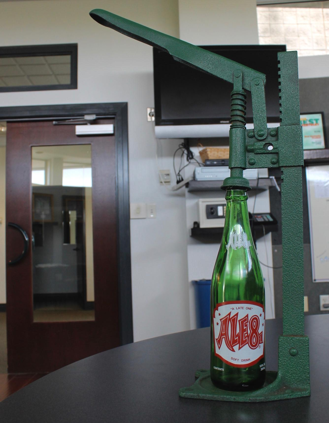 Ale-8-One, invented by G.L. Wainscott in Winchester, KY, was launched in 1926 and remains as the only soft drink invented in Kentucky that's still being made. The Ale-8-One Bottling Co. offers plant tours on Thursdays and Fridays to the public by reservation only. The drink can also be found in several counties throughout Kentucky, Ohio, and Indiana and also in every Cracker Barrel Old Country Store nationwide. The plant is approximately a 1.5-hour drive south of Cincinnati. ADDRESS: 25 Carol Rd., Winchester, KY (40391) / Image: Rose Brewington // Published: 9.19.17